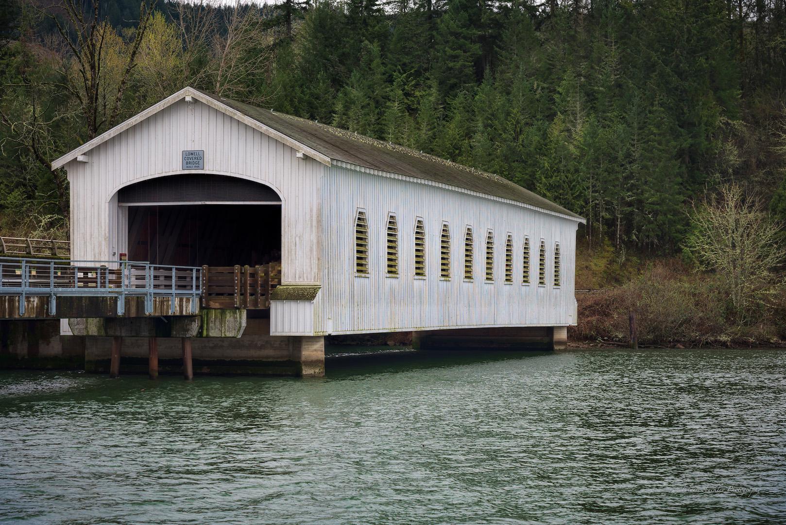 Lowell Covered Bridge