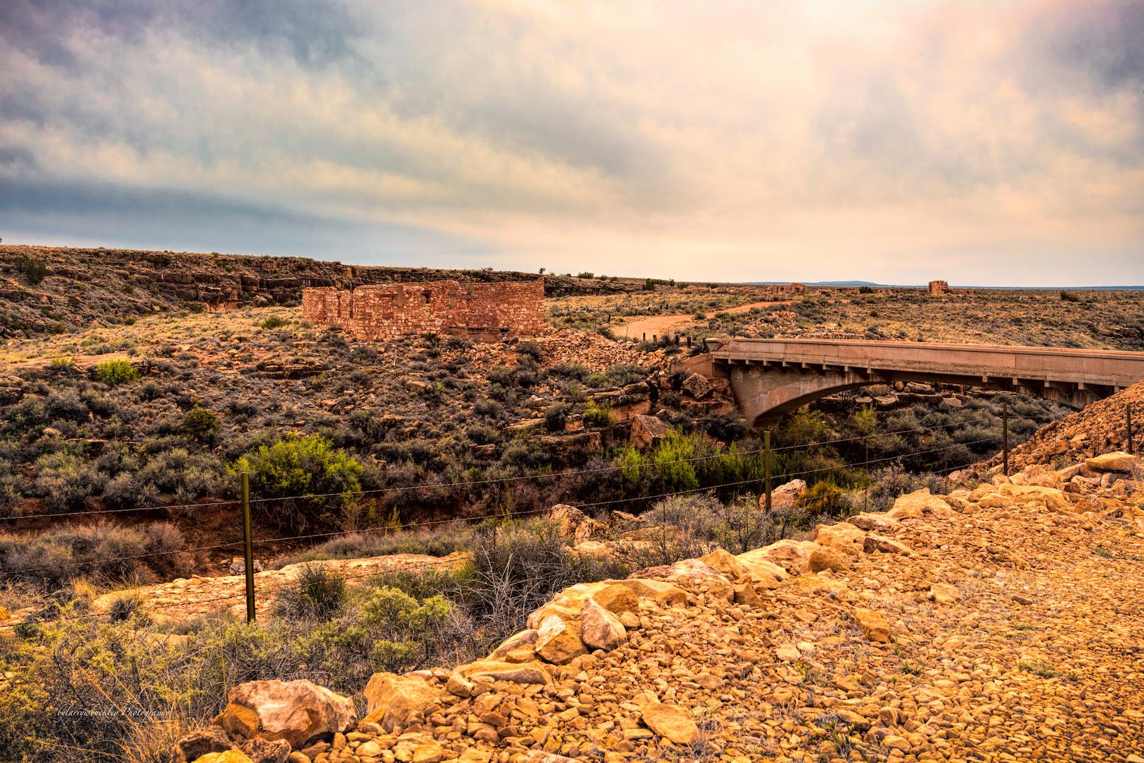 Canyon Diablo Bridge