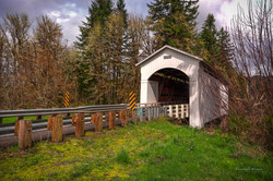 Mosby Creek Covered Bridge