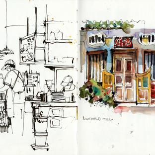 Etchr Sketchbook 01.10.2021