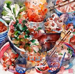 Sumptuous Feast