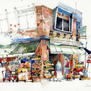 Zam Zam Trading at Joo Chiat