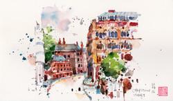 Manchester - Chepstow Street