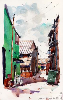 Lebuh Keng Kwee, Georgetown Penang