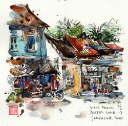Sakkaline Road, Luang Prabang