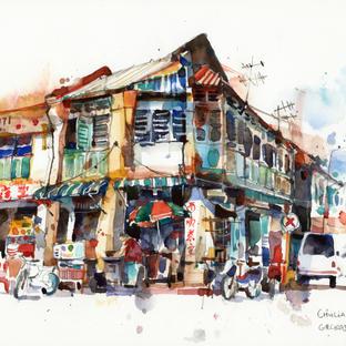 Chulia Street Georgetown