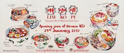 Lim Ko Pi, Ipoh