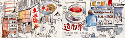 Day 3 - Exploring Tainan food & Coffee
