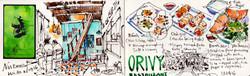 Nu Eatery & Orivy restaurant