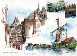 Amsterdam Sketchbook