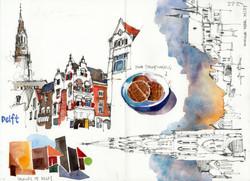 Delft Sketchbook