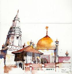 Fatimah Mosque