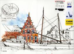 Leiden Sketchbook