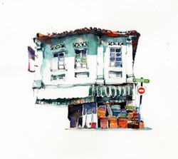 Dunlop Street Corner