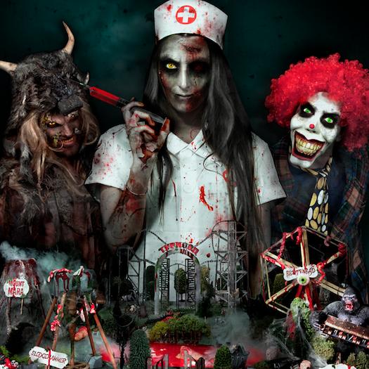 Bobbejaanland Halloween