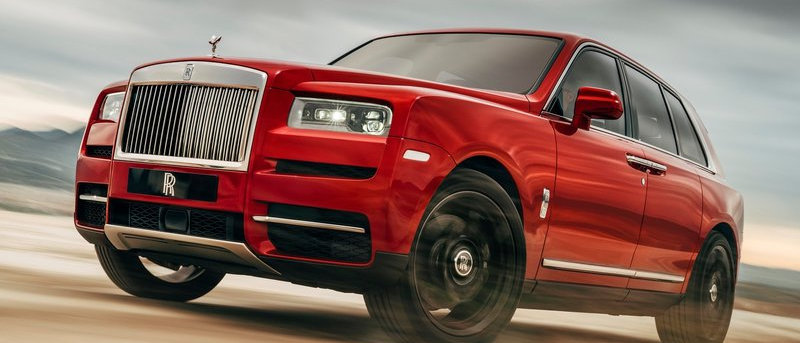 GHOSTLINKS ROLLS-ROYCE CULLINAN