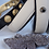 Thumbnail: Harness Spikes blanc
