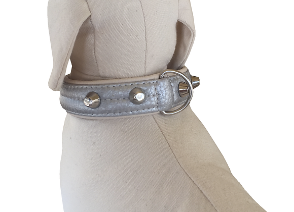 Collar Studs Silver