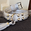 Thumbnail: Collar Spikes Silver