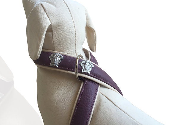 Harness Versu Aubergine-silver
