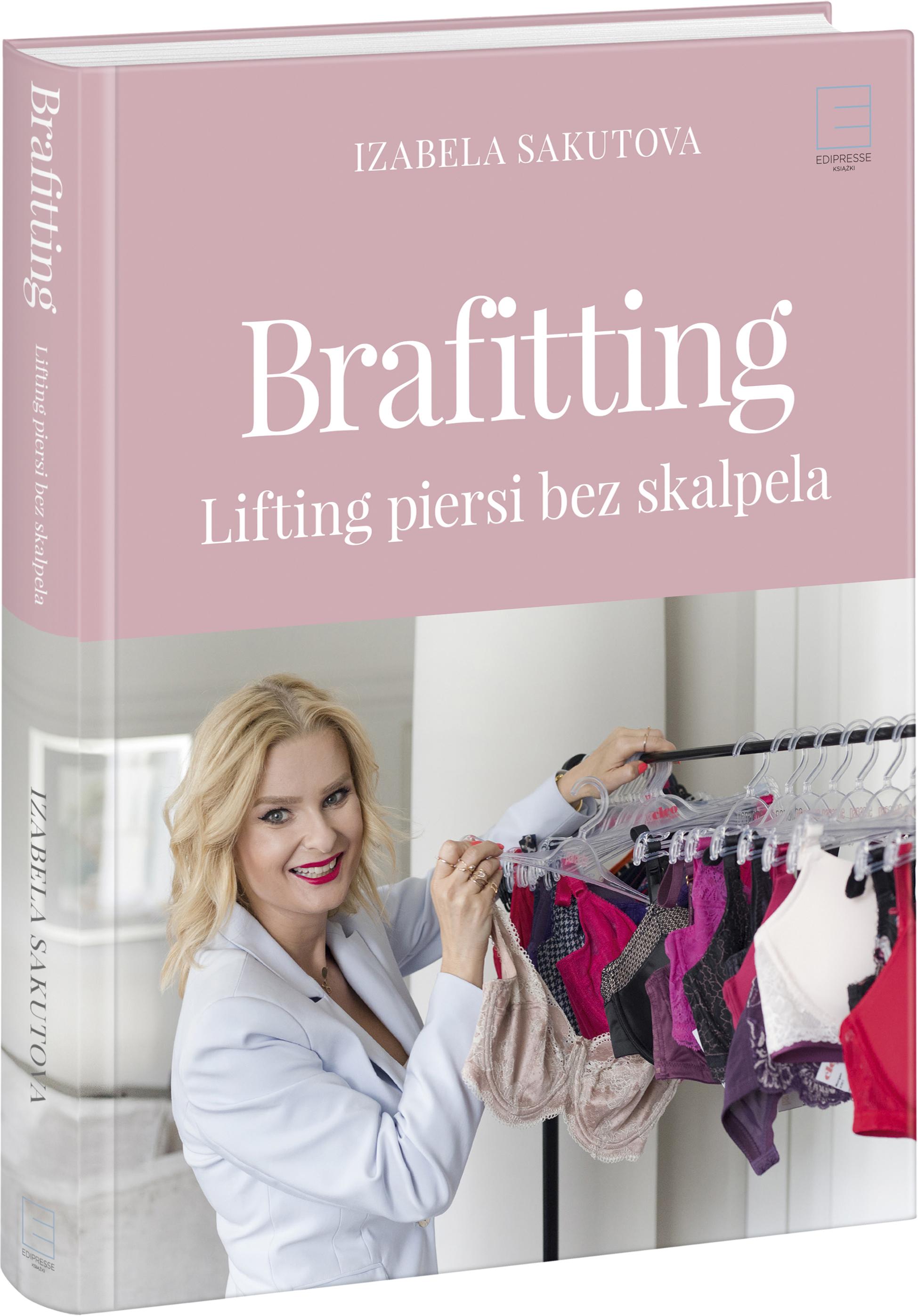 86c1d58cbdb3c9 Książka: Brafitting. Lifting piersi bez skalpela. | izabelasakutova