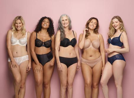 Duży biust - wszystko, co biuściasta powinna wiedzieć wybierając stanik