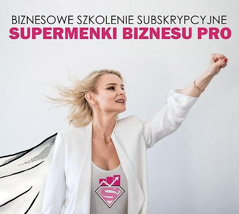 Szkolenie online SUPERMENKI BIZNESU PRO
