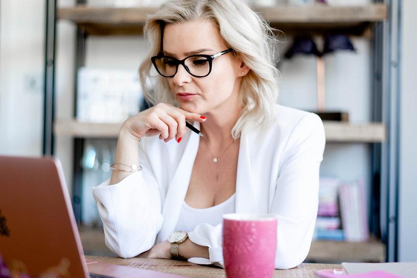 Modułowe Szkolenie Online - Moduł 1: Planowanie