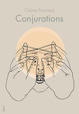 Conjurations · Coline Fournout · littérature
