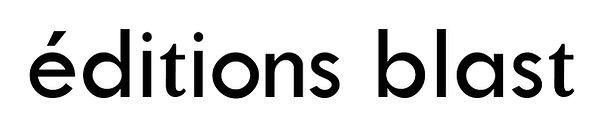éditions blast logo