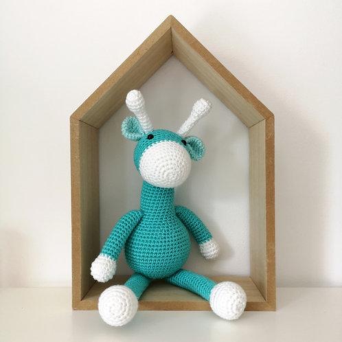 Girafe - crochet