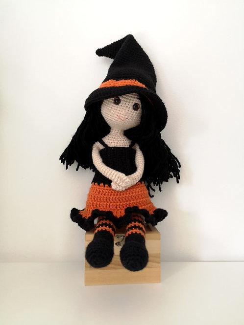 sorcière - crochet
