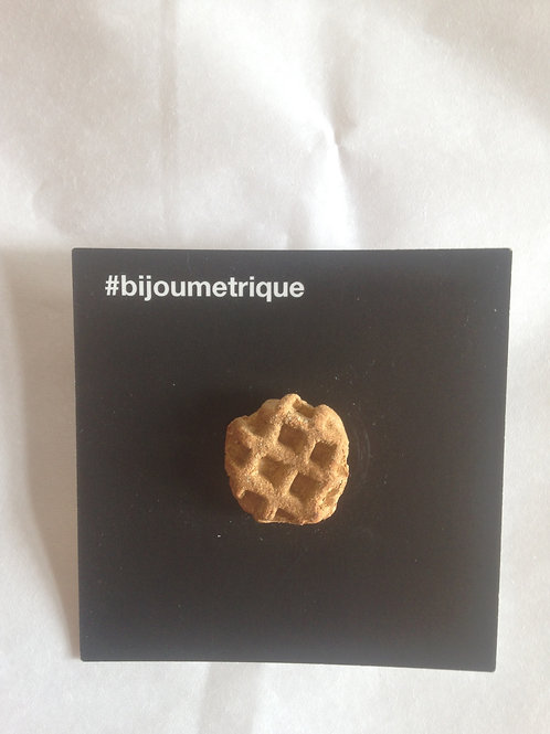 Pin's gaufre