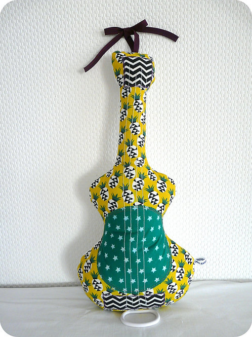 Coussin - guitare