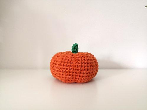 citrouille - crochet
