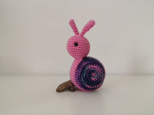 Escargot - crochet