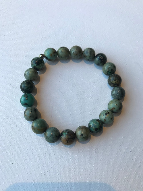 Bracelet - Turquoise Africaine