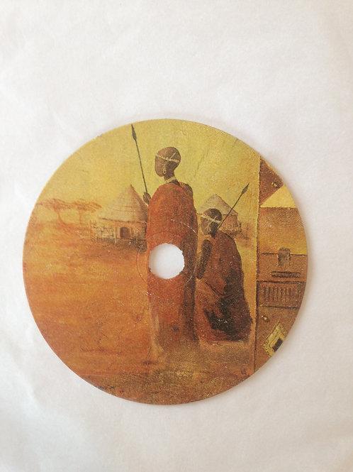Sous-bock CD
