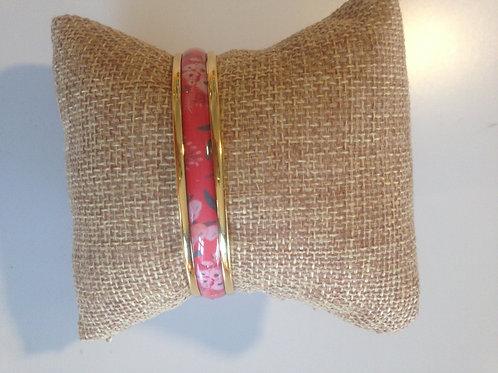 Bracelet Rouge-rose