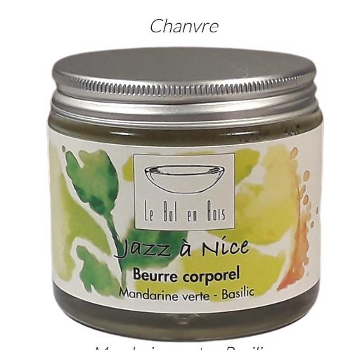 """Beurre corporel """"Jazz à Nice"""""""