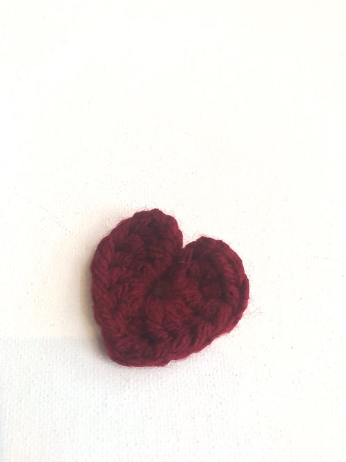 Broche - coeur