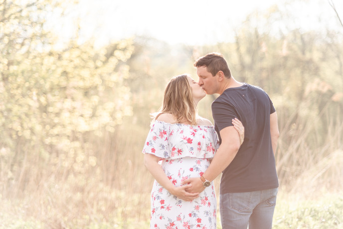Samantha & Mike Maternity Session