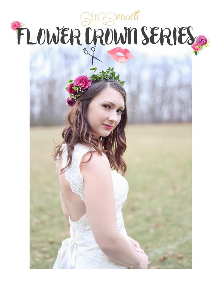[Flower Crown Series]