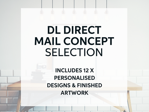 Direct Mail Concepts  x 12