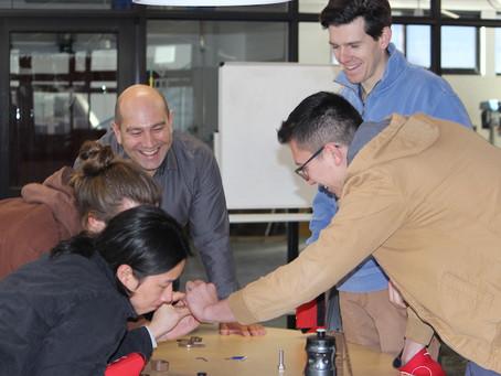 Helping Hands Team Building Program - Changing Lives