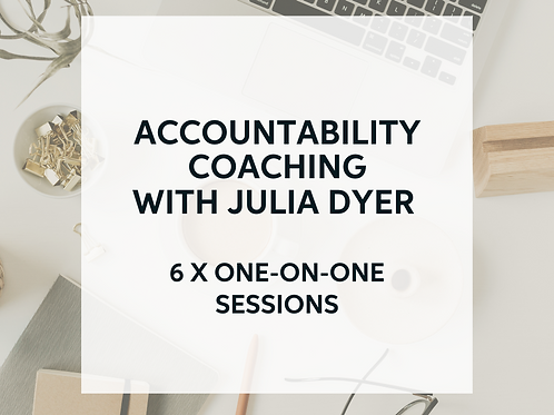 Accountability Coaching