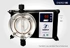 bomba dosadora eletromagnética cloro água produtos químicos ENERGY Brasandino
