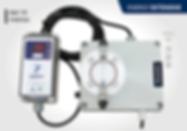 bomba dosadora eletromagnética digital cloro água produtos químicos ENERGY Brasandino