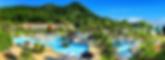 Piscina Resort Angra Construção Piscina Projeto Piscina Sistema tratamento Água Geclor Brasandino