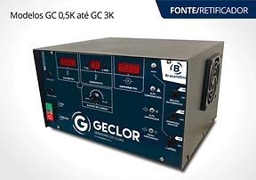 Gerador de Cloro - Geclor até 4k
